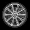roues véhicule double commande