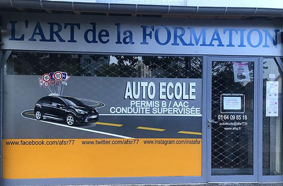 école de conduite Seine et Marne 77