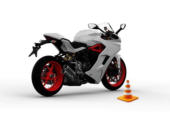 permis moto A2 à Melun